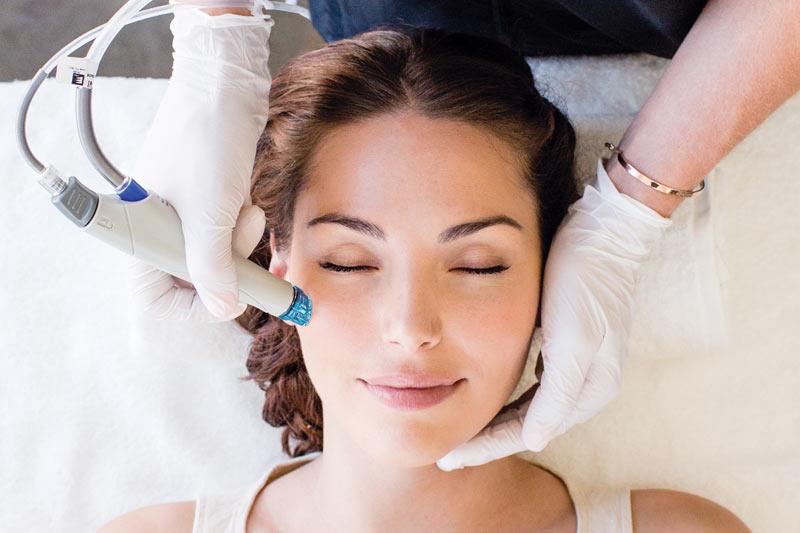 Hydrafacial Treatment at Medical Day Spa of Chapel Hill NC
