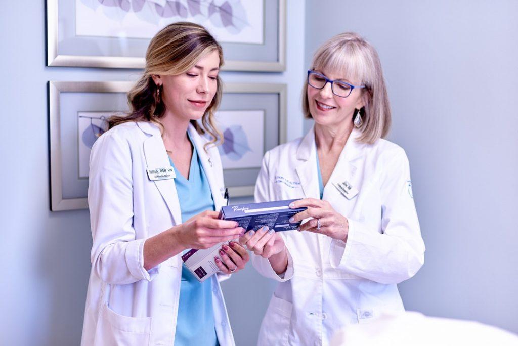 Julia & Hillary Restylane Skin Rejuvenation at Medical Day Spa of Chapel Hill NC1080x721