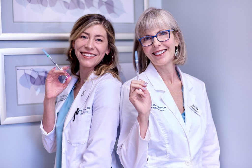 Julia & Hills at Medical Day Spa of Chapel Hill NC - 1080x721