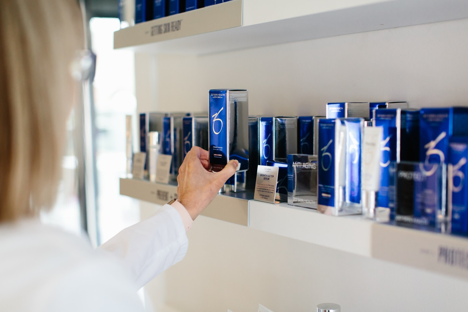 skin care products Medical Day Spa of Chapel Hill