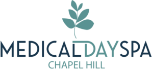 Medical Day Spa of Chapel Hill NC_Logo-Teal-640x302