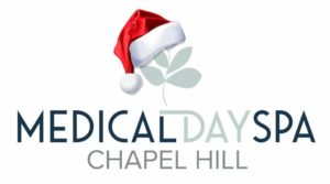 Christmas Logo Medical Day Spa of Chapel Hill